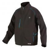 Makita DCJ205ZXL akkus fűthető kabát (akku és töltő nélkül)
