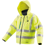 Makita DCJ206Z2XL NEON akkus fűthető kabát (akku és töltő nélkül)