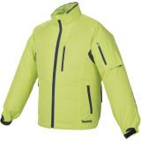 Makita DFJ212Z2XL NEON hűthető kabát (akku és töltő nélkül)