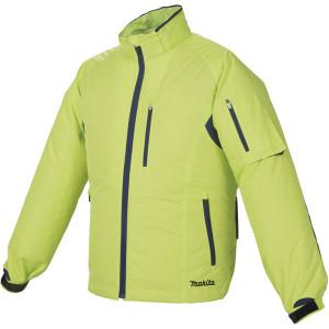 Makita DFJ212ZL NEON hűthető kabát (akku és töltő nélkül) termék fő termékképe