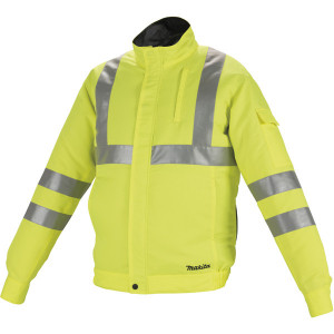 Makita DFJ214ZXL NEON+ hűthető kabát (akku és töltő nélkül) termék fő termékképe