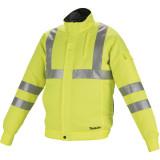Makita DFJ214ZL NEON+ hűthető kabát (akku és töltő nélkül)