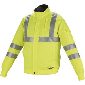Makita DFJ214ZL NEON+ hűthető kabát (akku és töltő nélkül) termék fő termékképe