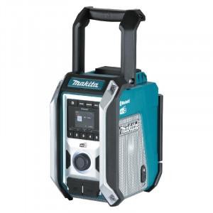 Makita DMR115 akkus rádió (akku és töltő nélkül) termék fő termékképe