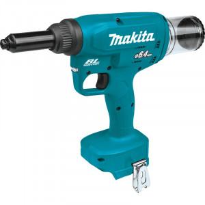 Makita DRV250Z szénkefe nélküli akkumulátoros popszegecshúzó (akku és töltő nélkül) termék fő termékképe