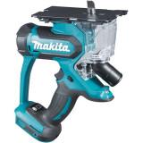 Makita DSD180Z akkus gipszkarton vágó (akku és töltő nélkül)