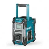 Makita MR001GZ akkumulátoros rádió (akku és töltő nélkül)