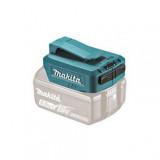 Makita ATAADP05 LXT adapter 2 USB porttal 2.1 A