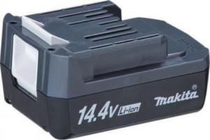 Makita BL1413G 14.4 V 1.3 Ah Li-ion akkumulátor (G széria) termék fő termékképe