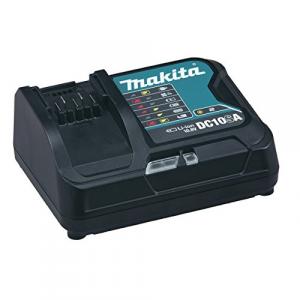 Makita DC10SA 10.8 V Li-ion akkumulátor töltő (gyors, 10.8 V és 12 V csúszóakkukkal kompatibilis) termék fő termékképe