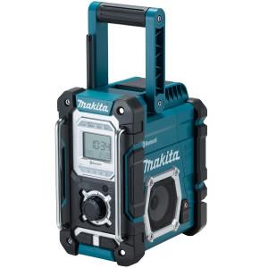 Makita DMR108 akkus rádió (akku és töltő nélkül) termék fő termékképe
