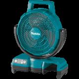 Makita DCF203Z akkus / hálózati ventilátor (akku és töltő nélkül)