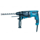 Makita HR2631F SDS-plus fúró-vésőkalapács