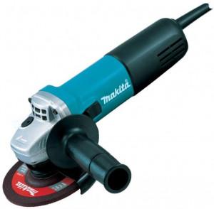 Makita 9558HNRK sarokcsiszoló termék fő termékképe