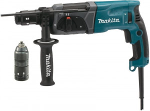 Makita HR2470T SDS-plus fúró-vésőkalapács termék fő termékképe