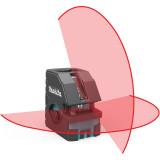 SK104Z önbeálló kombinált pont és keresztlézer