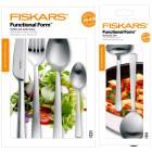 Fiskars evőeszközök, tálalókészletek