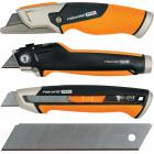 Fiskars Pro CarbonMax™ cserélhető pengés kések és pótpengék