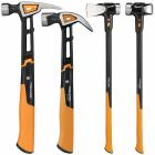 Fiskars Pro IsoCore™ kalapácsok, fejszék, csákányok