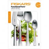 Fiskars Evőeszközkészlet, matt, 16 részes