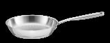Fiskars All Steel pure serpenyő 24 cm, rozsdamentes acél