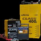 DECA akkumulátor töltők-indítók
