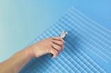 Ponthegesztett háló Fensanet 06 - 1 x 25m