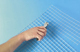 Ponthegesztett háló Fensanet 19 1,4mm - 0,5 x 25m