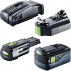 Festool akkumulátorok és töltők