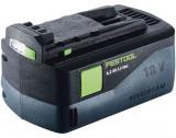 Festool BP 18 Li 6,2 AS Li-ion akkumulátor, 18 V, 6.2 Ah
