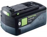 Festool BP 18 Li 6,2 ASI Bluetooth® Li-ion akkumulátor, 18 V, 6.2 Ah