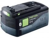 Festool BP 18 Li 5,2 ASI Bluetooth® Li-ion akkumulátor, 18 V, 5.2 Ah