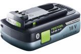 Festool BP 18 Li 4,0 HPC-ASI HighPower Bluetooth® Li-ion akkumulátor, 18 V, 4.0 Ah