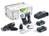 Festool DURADRIVE DWC 18-4500 Li 3,1-Compact akkus szárazépítési csavarbehajtó