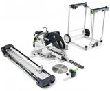 Festool KAPEX KS 120 REB-Set-UG gérvágó