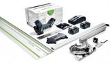 Festool ISC 240 Li 5,2 EBI-Set-FS akkus szigetelőanyag fűrész