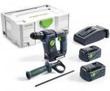 Festool BHC 18 Li 5,2 I-Plus akkus SDS-plus fúrókalapács