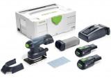 Festool RTSC 400 Li 3,1 I-Plus akkus vibrációs csiszoló