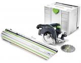 Festool HKC 55 Li EB-Basic-FSK 420 akkus kézi billenőbúrás körfűrész (akku és töltő nélkül)
