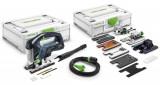 Festool CARVEX PSB 420 EBQ-Set kengyelfogantyús szúrófűrész