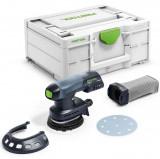 Festool ETSC 125-Basic akkus excentercsiszoló (akku és töltő nélkül)