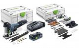 Festool CARVEX PSC 420 HPC 4,0 EBI-Set akkus markolatfogantyús szúrófűrész (1 x 4.0 Ah Li-ion akkuval)
