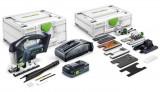 Festool CARVEX PSBC 420 HPC 4,0 EBI-Set akkus kengyelfogantyús szúrófűrész