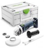 Festool AGC 18-125 EB-Basic akkus sarokcsiszoló (akku és töltő nélkül)