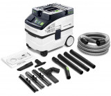 Festool CLEANTEC CT 15 E-Set mobil elszívó