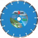 MAXON Hobby 230x22,2mm szegmenses gyémánt vágótárcsa