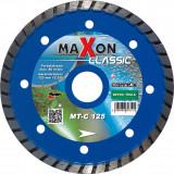 MAXON Classic 125x22,2mm turbó gyémánt vágótárcsa
