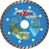 MAXON Hobby 125x22,2mm turbó gyémánt vágótárcsa
