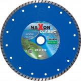 MAXON Classic 230x22,2mm turbó gyémánt vágótárcsa