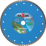 MAXON Hobby 230x22,2mm turbó gyémánt vágótárcsa